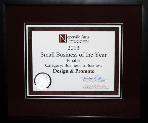 NACC Small Business Of The Year Award