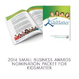 kidsmatter-award-packet-design