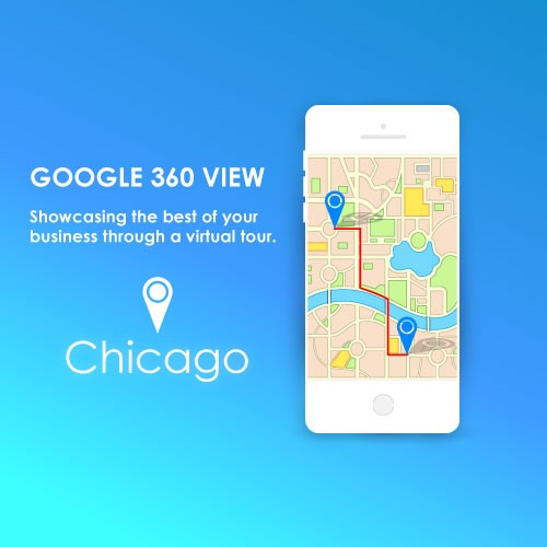 Google 360 virtual tour for chicago businesses