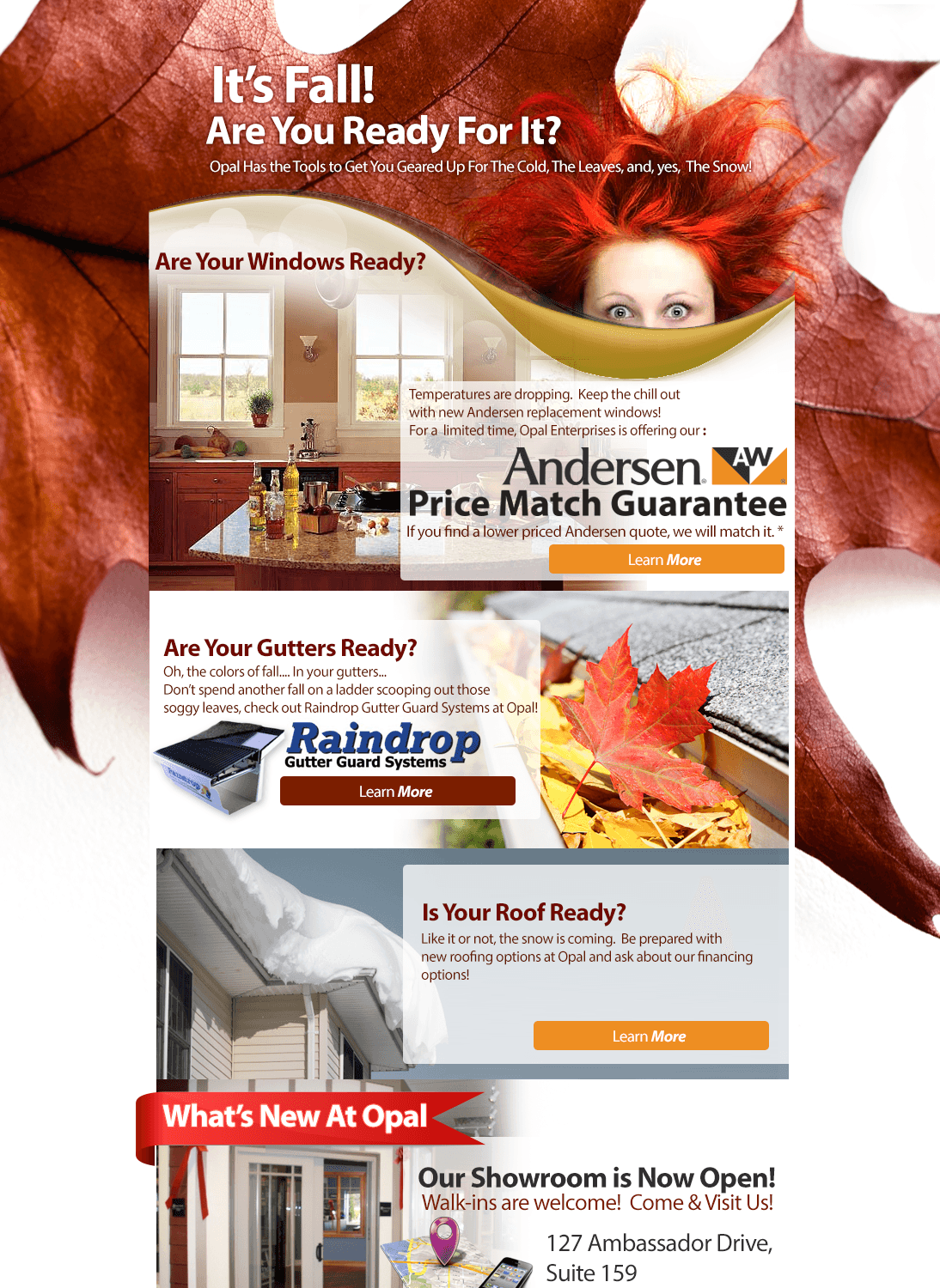 opal-fall-newsletter-design
